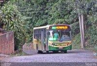 Rio: Traficante é preso dentro de ônibus na Serra velha de Petrópolis