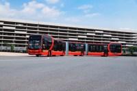 Maior ônibus elétrico do mundo é lançado na China