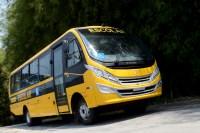 Caio e Mercedes-Benz disponibilizam 874 micro-ônibus para o Caminho da Escola