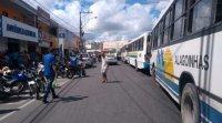 BA: Rodoviários de Alagoinhas realizam paralisação