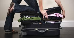 Aprenda arrumar sua mala antes da viagem