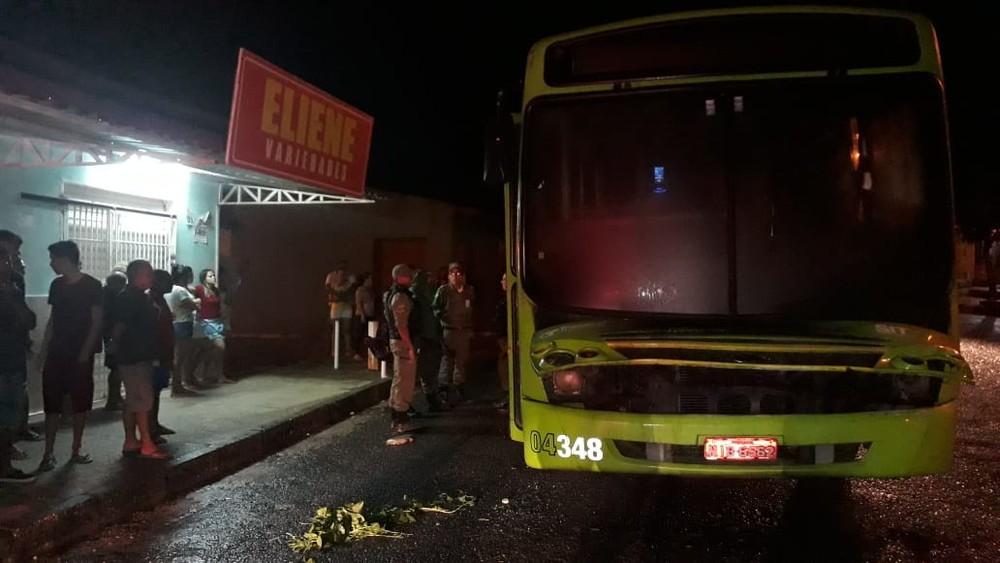 Polícia afirma que presos estão envolvidos em ataque a ônibus em Teresina