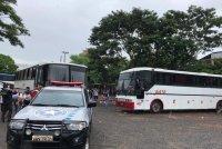 Batalhão de Fronteira e Receita Federal realizam operação em Foz do Iguaçu