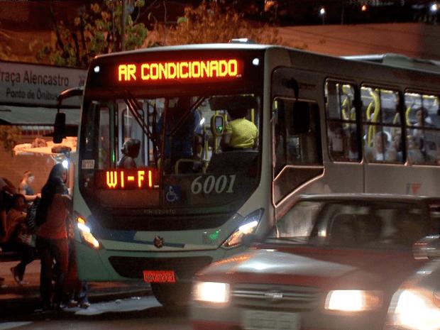 Tarifa de ônibus de Cuiabá volta custar R$ 4,10 nesta terça-feira