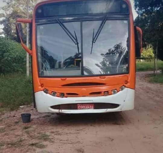 Bandidos fazem arrastão em ônibus no interior do Maranhão