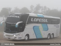 LopeSul adquire 4 novos ônibus New Paradiso 1600LD Scania