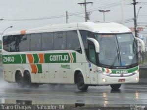 Gontijo re-pinta carros ex São Geraldo