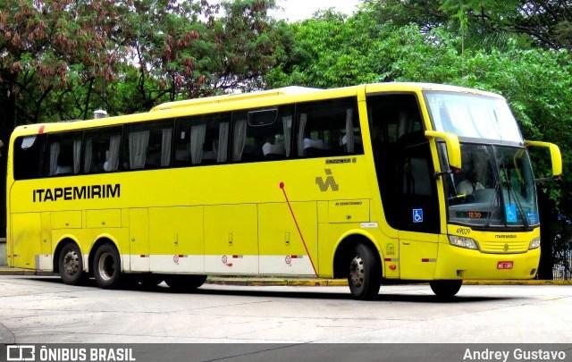 Viação Itapemirim reativa seus Jum Buss 380 Volvo