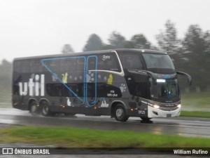 Util recebe mais dois novos Marcopolo Paradiso New G7 1800 DD Mercedes-Benz