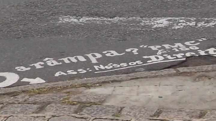 Cadeirantes reclamam da acessibilidade em locais em Curitiba