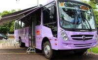 RJ: Ônibus vai percorrer cidades do estado em busca de mulheres vítimas da violência