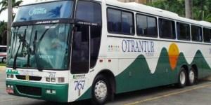 Otrantur ganha licitação de ônibus em São Vicente por 20 anos