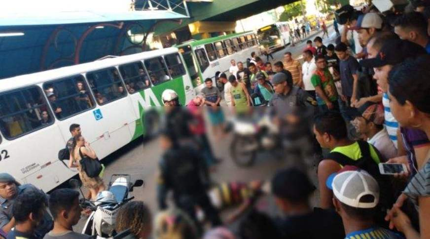 Homem é morto a tiros em terminal rodoviário de Manaus