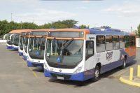 Leverger e Chapada dos Guimarães recebem 7 novos ônibus