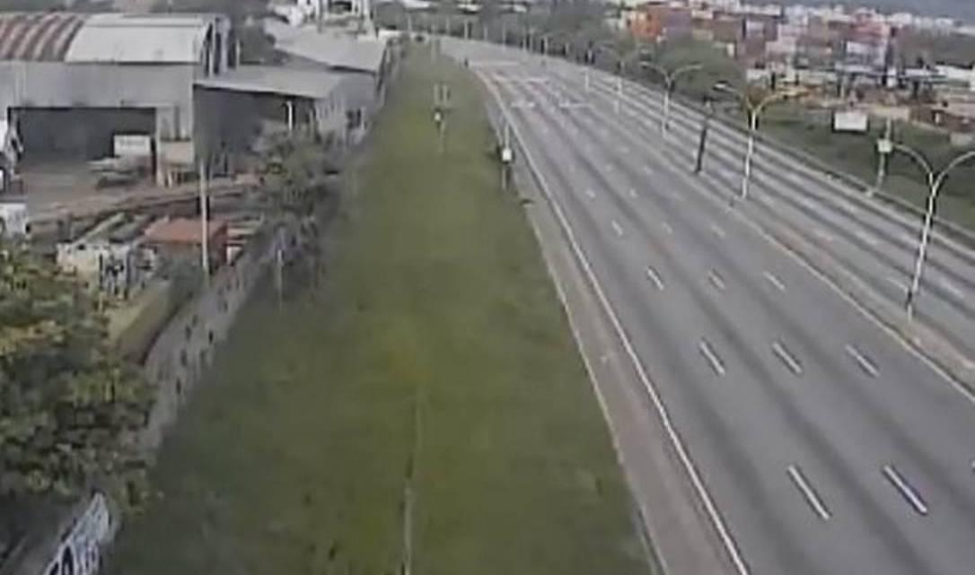 Rio: Linha Vermelha é fechada por 12 minutos na manhã deste domingo