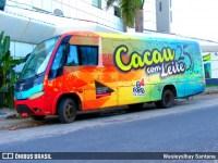 Banda Cacau com Leite tem instrumentos furtados de micro-ônibus na Bahia