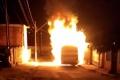 SP: ônibus são incendiados em São José dos Campos e Jacareí