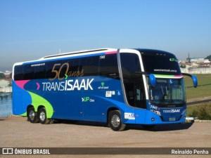 Trans Isaak adquire mais um Busscar Vissta Buss 400