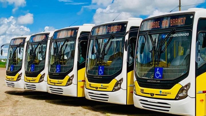 Auto Viação Floresta renova parte de sua frota com ônibus Neobus New Mega