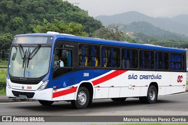 Viação São Cristóvão adquire 3 novos ônibus urbanos