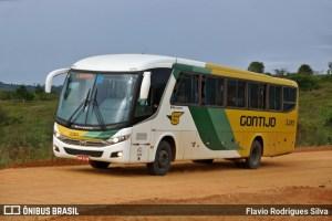 BR-367: Gontijo aposta em ônibus com motor dianteiro para atender passageiros em Salto da Divisa