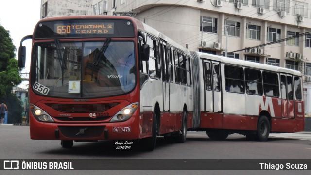 Rodoviários de Manaus retornam ao trabalho após paralisação