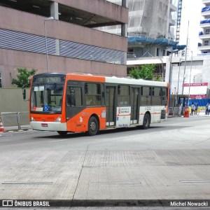 São Paulo começa extinguir a função de cobrador em ônibus do município