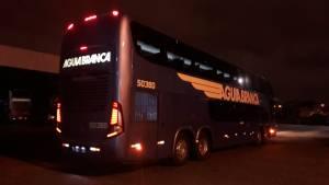 Aguia Branca adquire novos ônibus Paradiso New G7 1800DD Mercedes-Benz 8x2