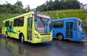 Viação Cidade Verde renova parte de sua frota com 27 ônibus Neobus New Mega