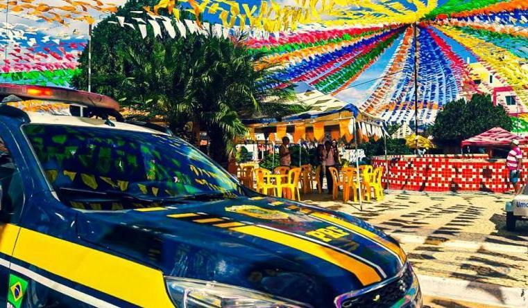 Operação São João chega ao fim nas estradas da Bahia diz PRF