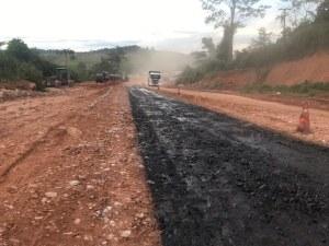 BR-163 recebe obras de melhorias no Pará em parceria com o Exército Brasileiro