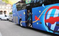 Seleção Feminina desembarca na França para disputa da Copa do Mundo