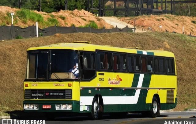 Diplomata 350 Scania resiste ao tempo