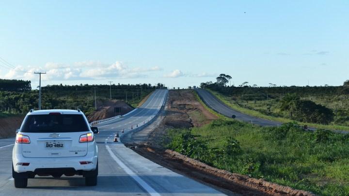 Obras em rodovias federais nordestinas são prioridade para o Governo Federal, diz ministro da infraestrutura