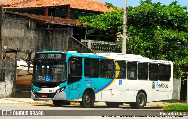 SP: Tarifa de ônibus de Bertioga sobe para R$ 4 nesta terça-feira 9