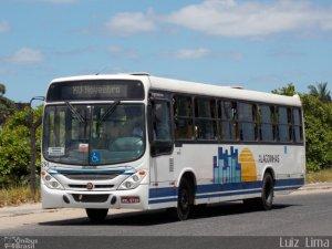 Rodoviários de Alagoinhas no interior da Bahia realizam paralisação