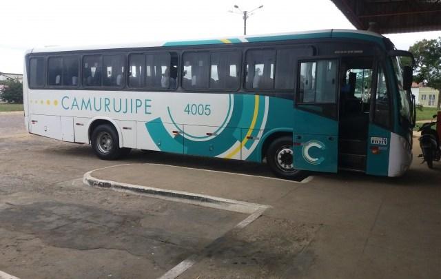 BA: Passageira pode ter deixado feto em ônibus da Viação Camurugipe