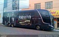 Acidente com ônibus de dupla sertaneja deixa um ferido em Campo Grande