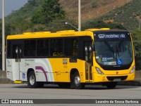 Empresa São Gonçalo de Contagem renova com dez novos ônibus
