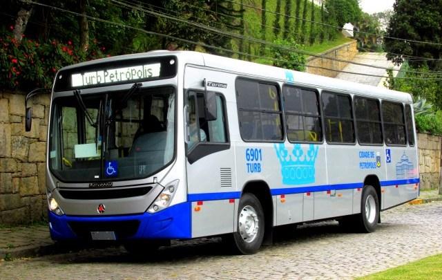 Turb de Petrópolis renova parte da frota com 10 Marcopolo Torino S