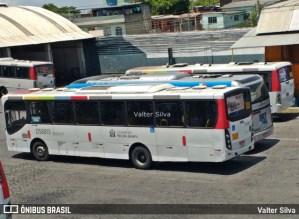 Estado do Rio teve mais 8.500 assalto a ônibus no primeiro semestre de 2019