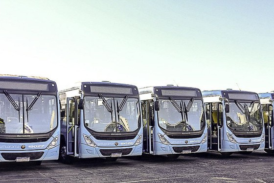 Viação Umuarama renova parte de sua frota com Marcopolo Torino