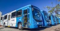 ES: Sistema Transcol renova parte da frota com novos ônibus