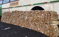 Polícia Militar Rodoviária apreende ônibus urbano com drogas no interior de SP