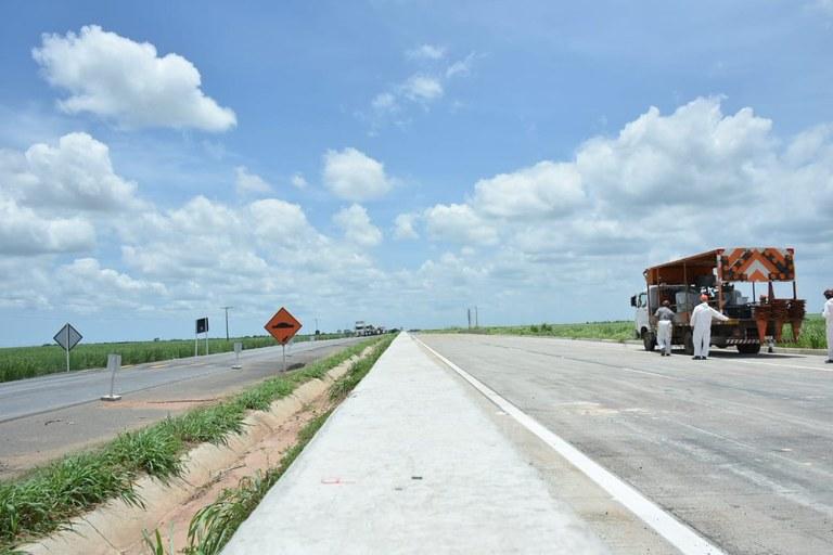 Vazamento de gás interditou a BR-101 em Alagoas