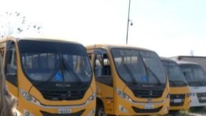 SP: Tacógrafos de ônibus escolares são roubados em Mogi das Cruzes