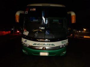 Ônibus da Viação Andorinha atropela mulher próxima à Rodoviária de Goiânia