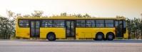 Volkswagen traz ao mercado urbano ônibus de 15 metros e terceiro eixo direcional