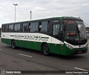 Viação Galo Branco já teve outro ônibus envolvido em ação na Ponte Rio x Niterói