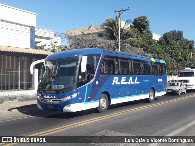Viação Real Ita renova parte da frota com Viaggio G7 900 com chassi Mercedes-Benz 0-500R